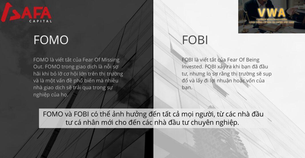 FOMO và FOBI